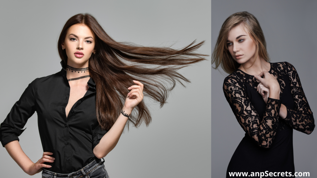 facts about straight hair